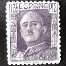 Sellos: 1001D, USADO, SIN MATASELLAR. DENTADO 10 DE LÍNEA. FRANCO (1946).. Lote 143600462