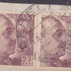 Sellos: VV19- FRANCO PAREJA USADOS PERELLÓ VALENCIA . Lote 143812138