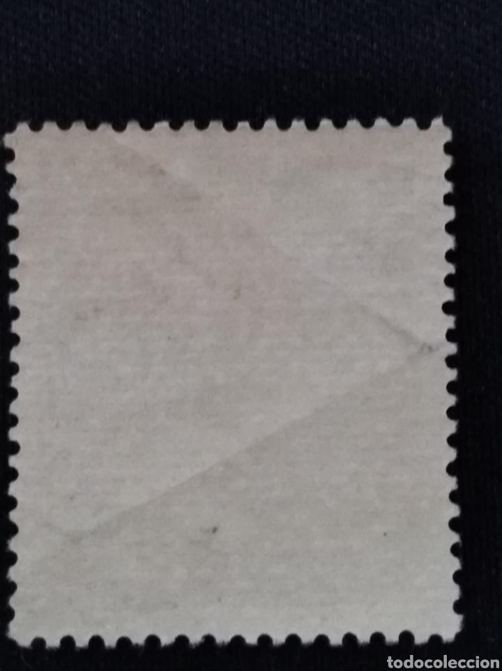 Sellos: Edifil 1057** sin charnela, doblez - Foto 2 - 171731404