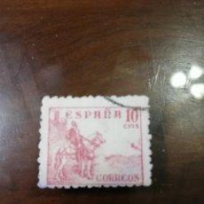 Sellos: ESPAÑA EL CID AÑOS DE 1937/40 EDIFIL NUMERO 818. Lote 145595054