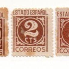 Sellos: ESPAÑA 1937/40 EDIFIL 815 USADOS. Lote 145705614