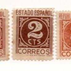 Sellos: ESPAÑA 1937/40 EDIFIL 815 USADOS. Lote 145705854