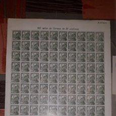Sellos: 100 SELLOS DE FRANCO DE 1948. Lote 146172130