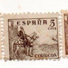 Sellos: ESPAÑA 1940- EDIFIL 916 -15-NUEVOS CON CHARNELA. Lote 146264606