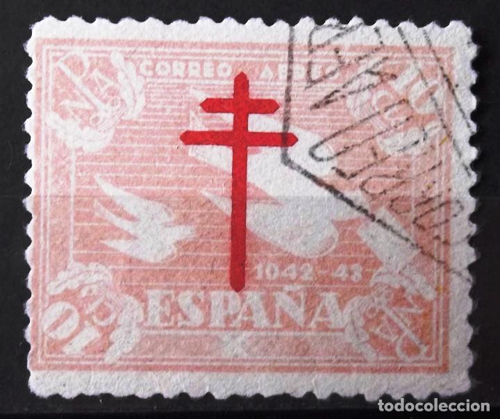 EDIFIL 960, USADO. PRO TUBERCULOSOS. (Sellos - España - Estado Español - De 1.936 a 1.949 - Usados)