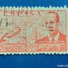 Sellos: USADO. AÑO 1939. EDIFIL 880. JUAN DE LA CIERVA.. Lote 148073974