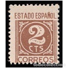 Sellos: ESPAÑA 1940. EDIFIL 915. CIFRAS Y CID. NUEVO** MNH. Lote 148936634