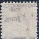 Sellos: EDIFIL 866 PRO TUBERCULOSOS 1938 (VARIEDAD 866IC...COLOR NEGRO CALCADO). LUJO. MNH **. Lote 149552878