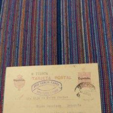 Sellos: CARTA 1931 CON PROPAGANDA NOVELDA ALICANTE. Lote 150782498