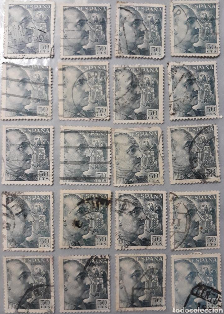 SELLO ESPAÑA EDIFIL N°927 (Sellos - España - Estado Español - De 1.936 a 1.949 - Usados)