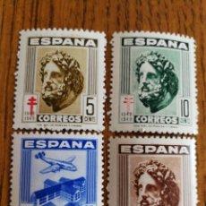Sellos: ESPAÑA :1040/43 MNH. Lote 155752334