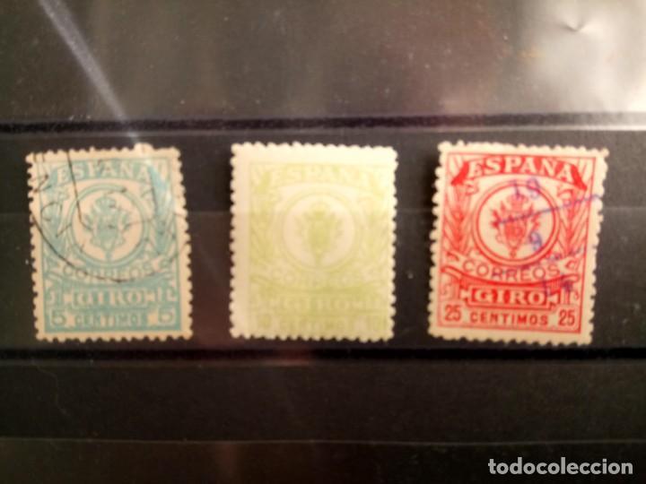 GIRO POSTAL (Sellos - España - Estado Español - De 1.936 a 1.949 - Nuevos)