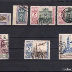 Sellos: ESPAÑA PRO SEMINARIO ZARAGOZA - 3/12. Lote 156704906
