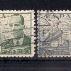 Sellos: ESPAÑA 1939 EDIFIL 885-886 - 3/10. Lote 156705582