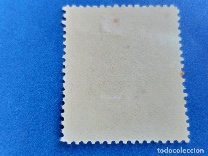 Briefmarken: Nuevo *. Año 1936. EDIFIL 696. XL ANIVERSARIO ASOCIACION PRENSA.TORCUATO LUCAS DE TENA. FIJASELLO. - Foto 2 - 156925322