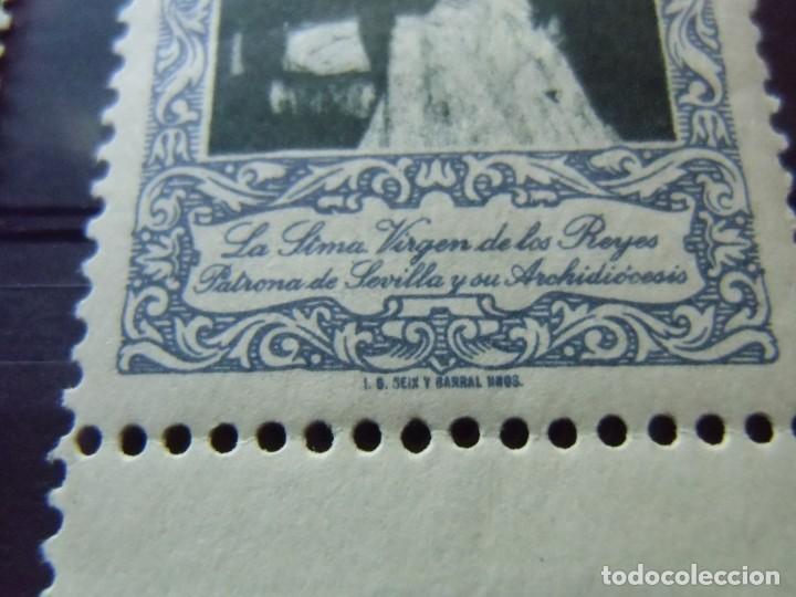 Briefmarken: SEVILLA.DOS VIÑETAS DIFERENTES.VER RELACION Y FOTOS. - Foto 2 - 157030930