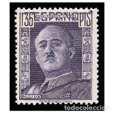 Sellos: ESPAÑA 1949-53. EDIFIL 1061. CID Y GENERAL FRANCO. NUEVO** MNH. Lote 157920270