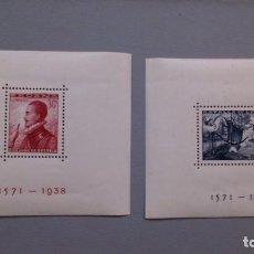 Sellos: ESPAÑA - 1938 - ESTADO ESPAÑOL - EDIFIL 862/863 - SERIE COMPLETA - MNH** - NUEVOS - BATALLA LEPANTO.. Lote 158464338