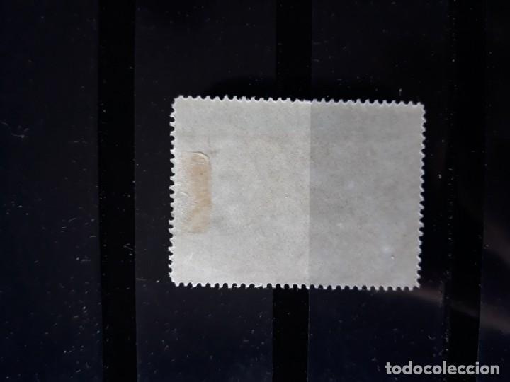 Sellos: EDIFIL 912* . ESPAÑA 1940. NUEVO CON LEVE FIJASELLOS - Foto 2 - 158724030