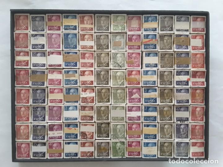 LOTE SELLOS FRANCO (Sellos - España - Estado Español - De 1.936 a 1.949 - Usados)
