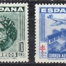 Sellos: 1948 EDIFIL 1040/43* NUEVOS CON CHARNELA. PRO TUBERCULOSOS.. Lote 160726062