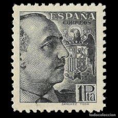 Sellos: SELLOS.ESPAÑA. ESTADO ESPAÑOL. 1939.GENERAL FRANCO1P. NUEVO*. EDIF. Nº 875. Lote 160918034