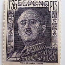 Sellos: SELLOS ESPAÑA 1949. EDIFIL 1061. NUEVO. GENERAL FRANCO.. Lote 113695211