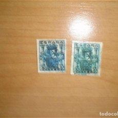 Briefmarken - N.E. 56 y 57,replica - 163040526