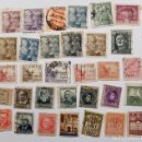 Sellos: LOTE DE 32 SELLOS USADOS DE ESPAÑA ANTES DE 1936 Y DE LA POST GUERRA 1940. Lote 165048362