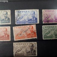 Sellos: LOTE DE SELLOS DE ESPAÑA 1941-47 48. Lote 165112028