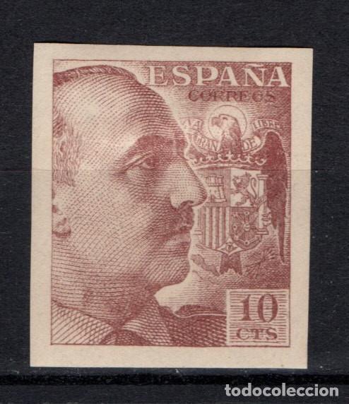 ESPAÑA 888* - AÑO 1939 - GENERAL FRANCO - PRO TUBERCULOSOS (Sellos - España - Estado Español - De 1.936 a 1.949 - Nuevos)