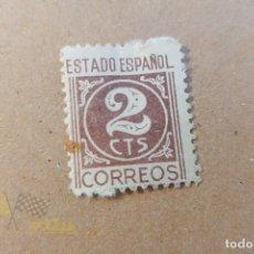 Sellos: SELLOS SELLOS DEL ESTADO ESPAÑOL - 2 CÉNTIMOS. Lote 168600868