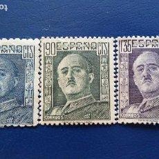 Sellos: 1946-47 GENERAL FRANCO. Lote 169679648
