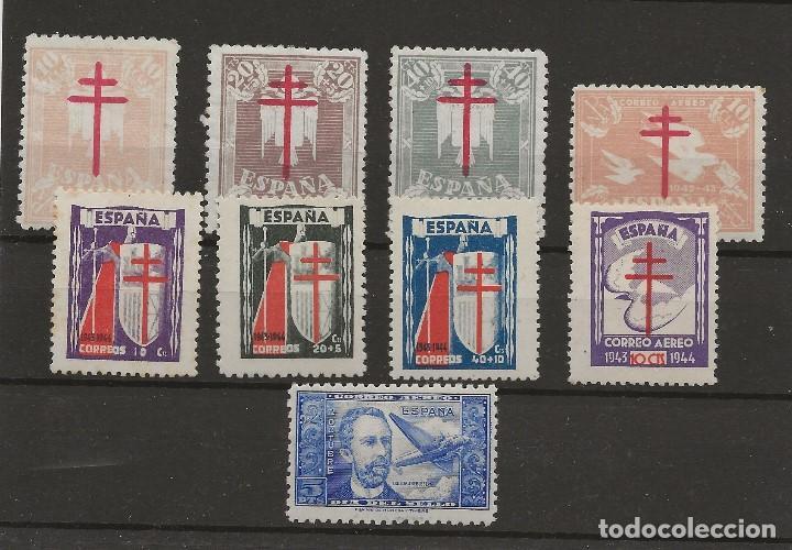 R7/ ESPAÑA 1944, EDIFIL 983**, 957/6**, 970/3 **, CATALOGO 66,75€ (Sellos - España - Estado Español - De 1.936 a 1.949 - Nuevos)