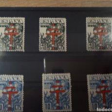 Sellos: SELLOS ESPAÑA AÑO 1941 EDIF. 950 Y 951 LOT.N. 458. Lote 171268685