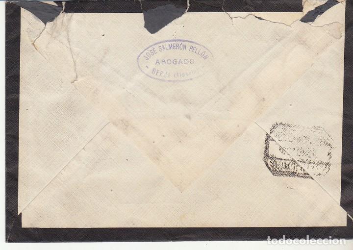 Sellos: BERJA a ALMERIA.1950. - Foto 2 - 171674057