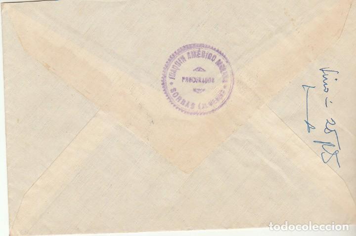 Sellos: SORBAS a ALMERIA . 1953. - Foto 2 - 171674649