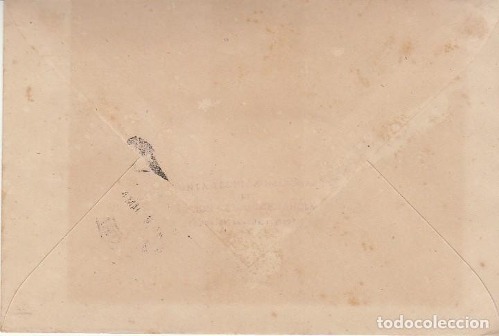 Sellos: MADRID a ALMERIA. 1949 - Foto 2 - 171694628