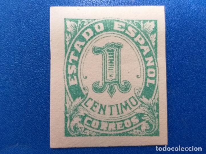 NUEVO **. AÑO 1940. EDIFIL 914. CIFRAS Y CID (Sellos - España - Estado Español - De 1.936 a 1.949 - Nuevos)