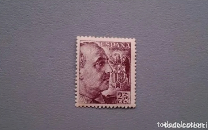 V- ESPAÑA - 1949-1953 - ESTADO ESPAÑOL - EDIFIL 1048A - MNH** - NUEVO - VALOR CATALOGO 80€. (Sellos - España - Estado Español - De 1.936 a 1.949 - Nuevos)