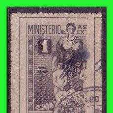 Sellos: FISCALES MUTUALIDAD DE ADUANAS, 1 PTA NEGRO (O). Lote 175366558