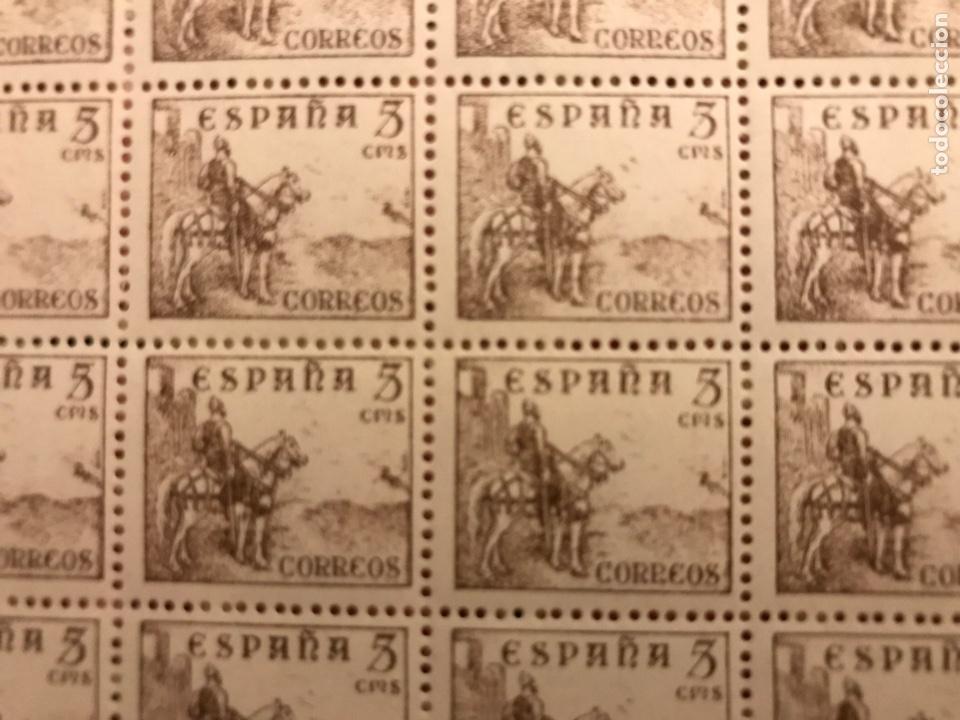 Sellos: 100 sellos de 5 centimos Cid - Foto 3 - 175812167