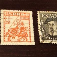 Sellos: EDIFIL 1033/6 SERIE COMPLETA. Lote 176367457