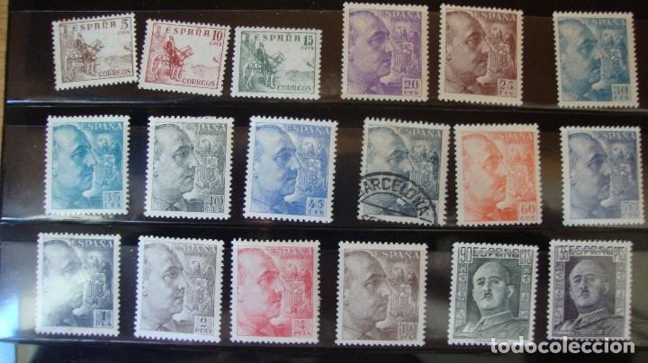 ESPAÑA 1949 EDIFIL 1044/1061 NUEVOS VER FOTOS DESCRIPCION (Sellos - España - Estado Español - De 1.936 a 1.949 - Nuevos)