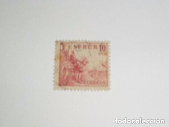 EDIFIL 917 (10 CÉNTIMOS ROSA). 1940 CIFRAS Y CID (Sellos - España - Estado Español - De 1.936 a 1.949 - Usados)