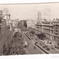 Sellos: F29-20- POSTAL MADRID- ALDEALENGUA DE PEDRAZA (SEGOVIA) 1951. Lote 178982457