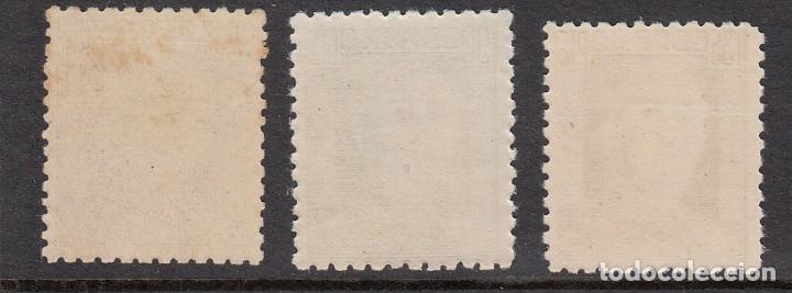 Sellos: 1946 GENERAL FRANCO NUMS 999 A 1001 NUEVOS SIN FIJASELLOS - Foto 2 - 179099832