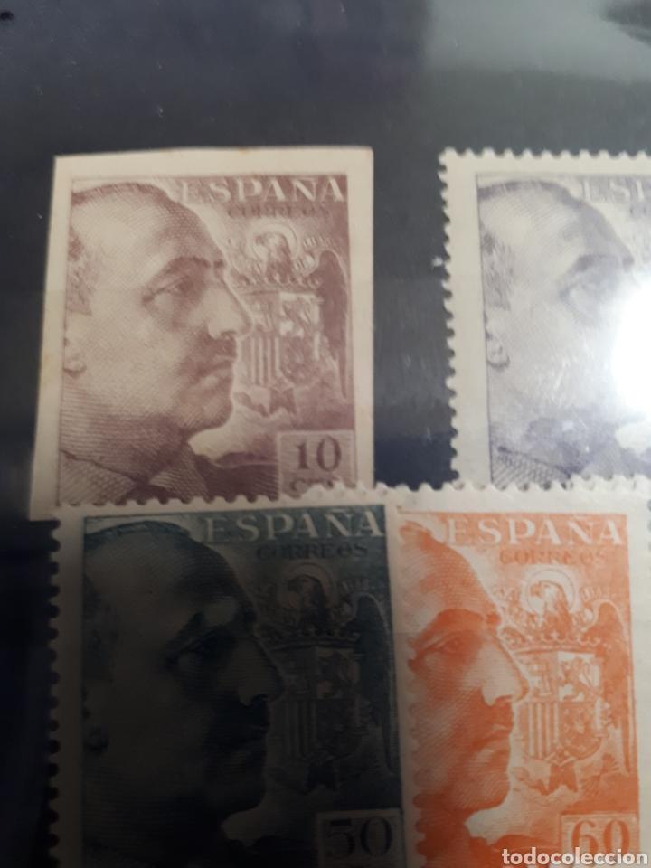 Sellos: SELLOS VARIADOS DE ESPAÑA AÑOS 1949-53 lot. E-5 - Foto 2 - 179332770