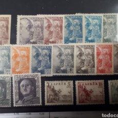 Sellos: SELLOS VARIADOS DE ESPAÑA AÑOS 1949-53 LOT. E-5. Lote 179332770