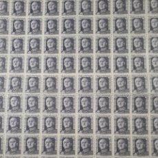 Sellos: 100 SELLOS DE ESPAÑA AÑO 1946 EDIF. 1001 VALOR 215 EUROS. Lote 180425571